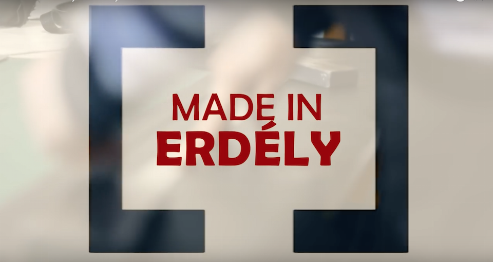 Made in Erdély
